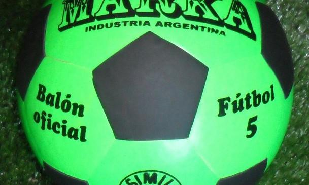 Marka 5 Verde Simil