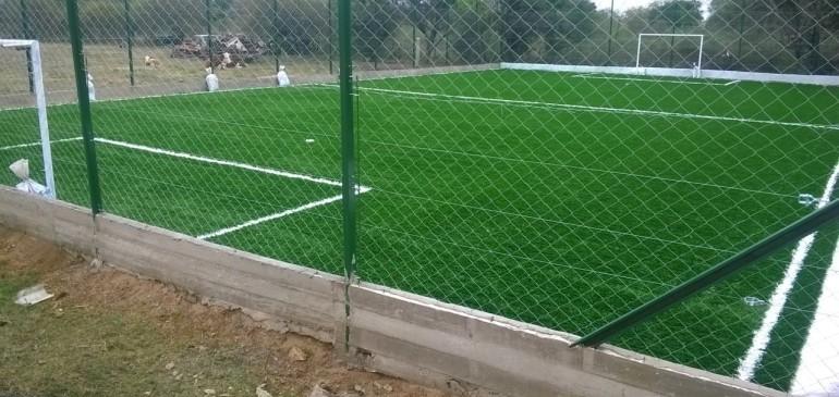 Cesped Sintetico Futbol