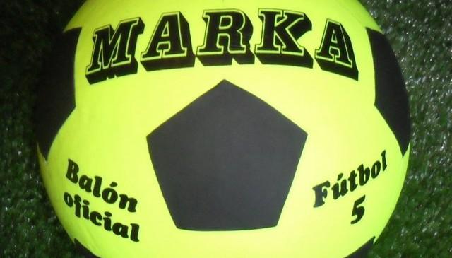 Marka 5 Amarillo Simil
